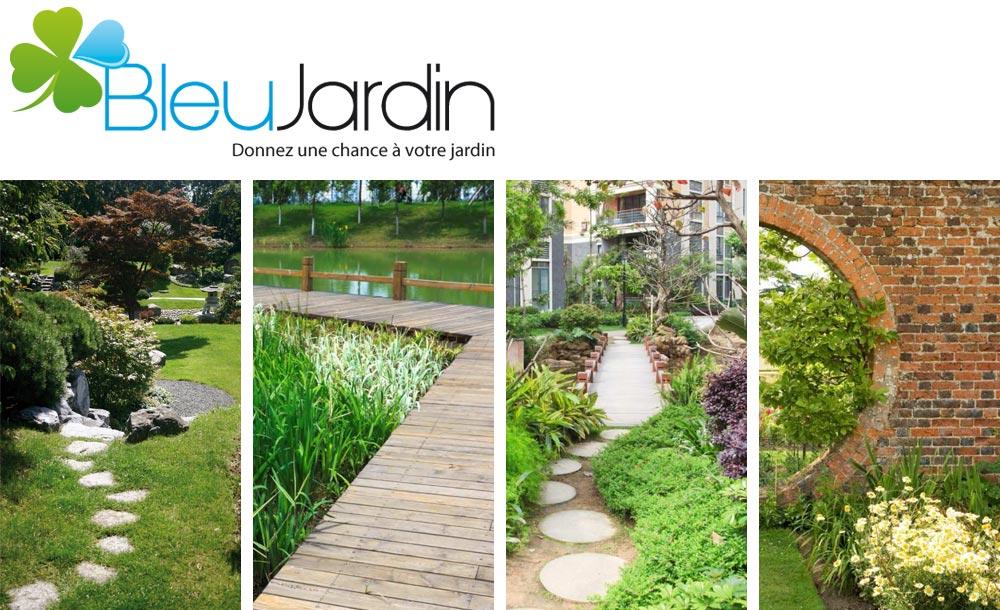 Image amenagement jardin for Jardin creation entretien